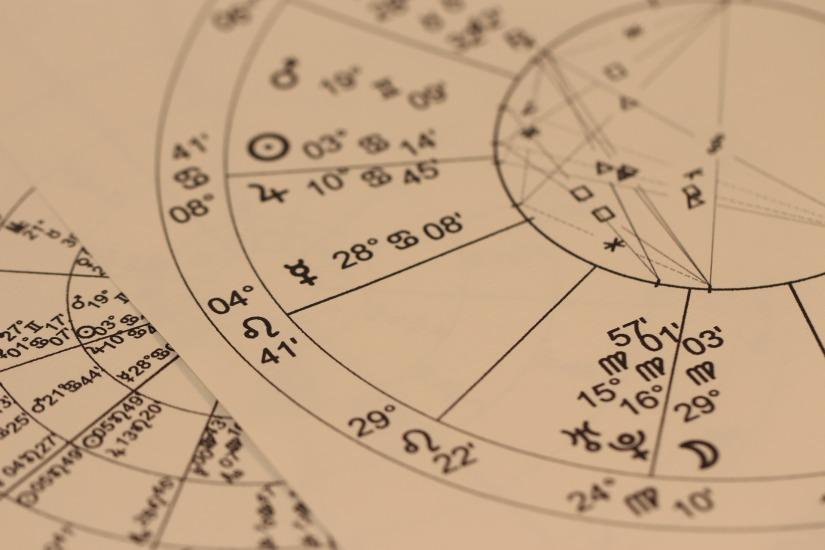 Ursprung und Grundlagen der Aspektlehre in derAstrologie