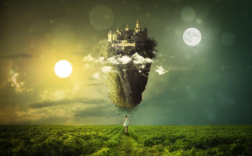 Zwischen Dunkel und Licht — Glückspunkt und Geistespunkt in derAstrologie
