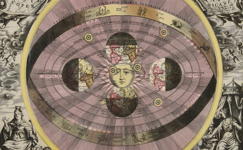 What You See Is What You Believe, What You Believe Is What You See — About Astrology and Worldview